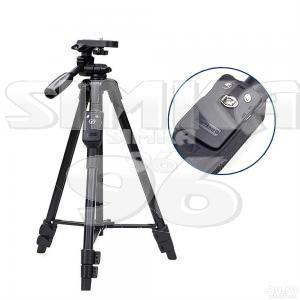 Штатив для телефона/фотоапарата (bluetooth)