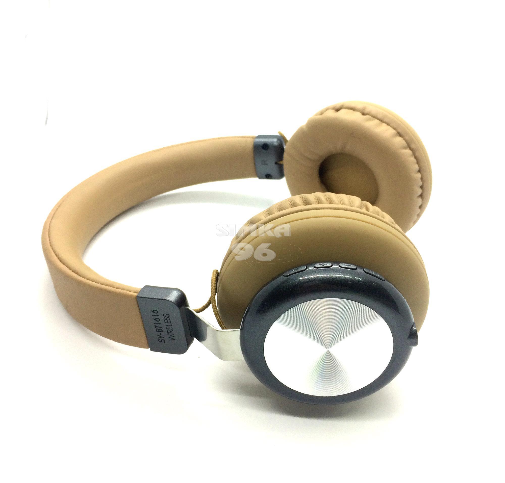 Наушники Bluetooth Wireless SY-BT1616