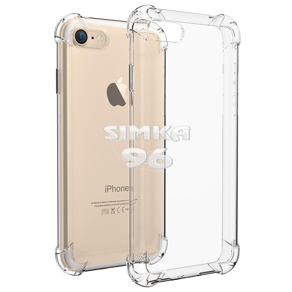 Чехол задник для iPhone 6 гель плотный с ушками