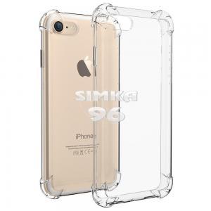 Чехол задник для iPhone 7 гель плотный с ушками