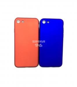 Чехол задник для iPhone 7/8 силикон матовый