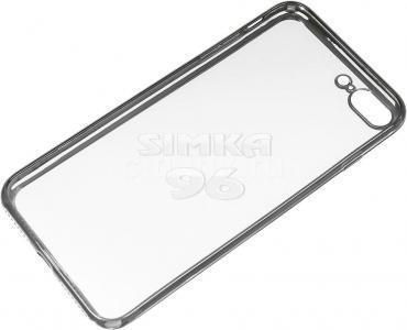 Чехол задник для iPhone 6 гель с рамкой