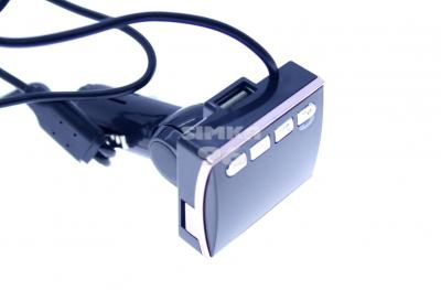 FM - модулятор Wireless A6 + кабель iPhone 5/MicroUSB