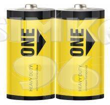 Батарейка Smartbuy ONE R20/2S (соль)