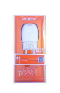 СЗУ 2 в 1 MOXOM KH-34 Type-C  2.4A