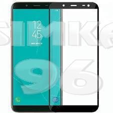 Защитное стекло для Samsung J4+/J6+ 3D техупаковка