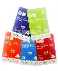 MicroSD BYZ  8Gb 10 class