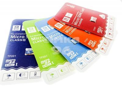 MicroSD BYZ 16Gb 10 class