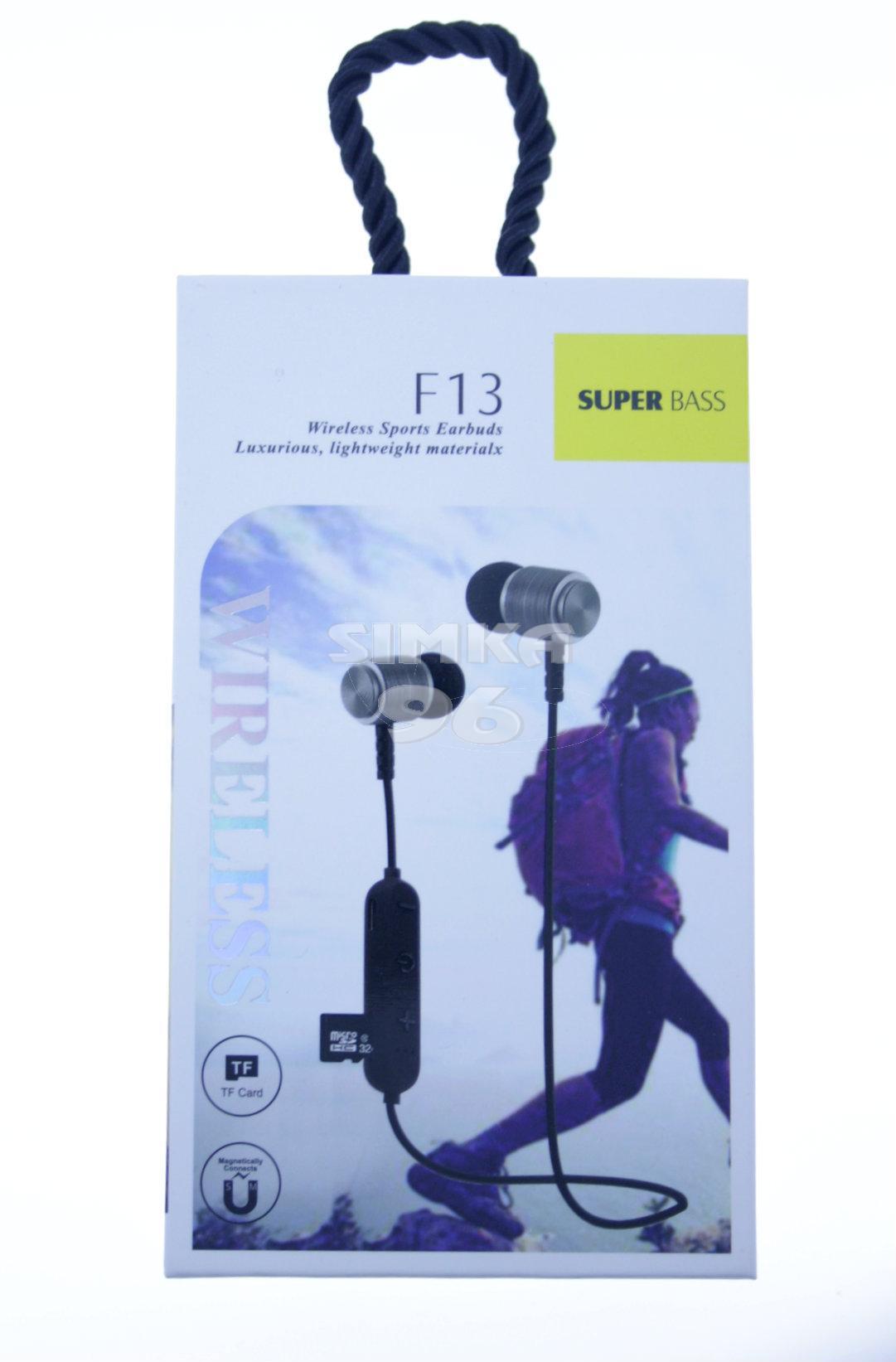 Наушники Bluetooth Wireless F13