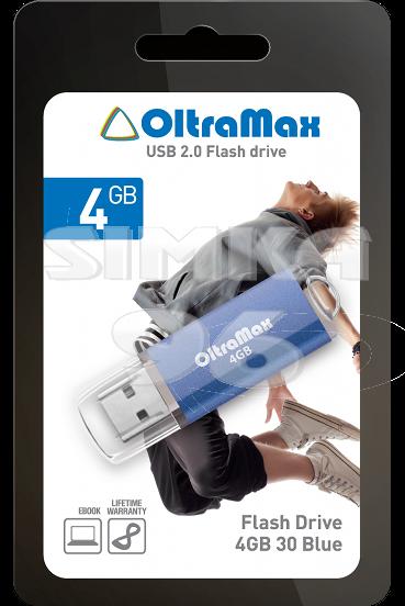 Флеш-накопитель OltraMax 4Gb USB 2.0