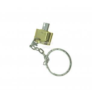 Кабель OTG MicroUSB - USB 3.0 (брелок)