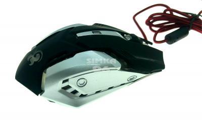 Мышь проводная игровая C25