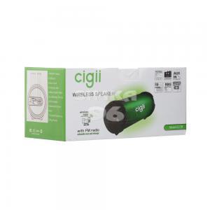 Колонка Bluetooth Cigii S33R