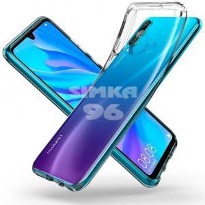 Чехол задник для Huawei P8 Lite гель прозр.