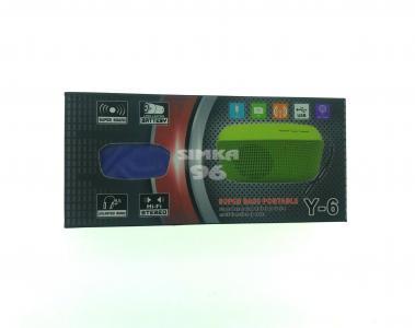 Колонка Bluetooth Y-6