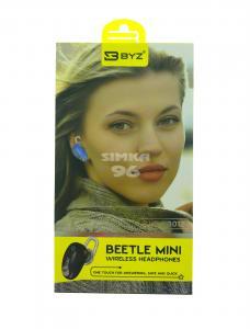 Наушники Bluetooth BYZ YB-012