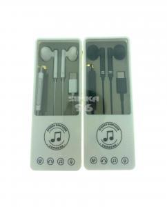 Наушники Stereo Earphone не вакуумные с микрофоном  Type-C