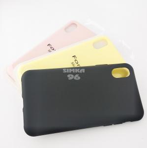Чехол задник для iPhone X  SC (копия)