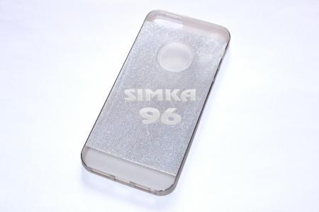 Чехол задник для iPhone 5 гель EIMO