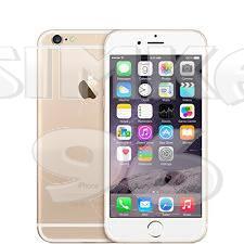 Чехол задник для iPhone 6 гель прозр.