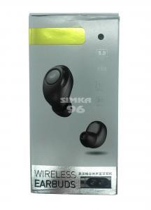 Наушники Bluetooth T2 вакуумные