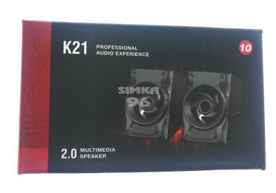 Колонки для ноутбука K21 2.0