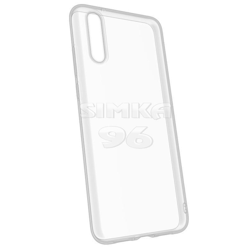 Чехол задник для iPhone 7 гель плотный прозр.