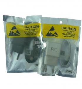 СЗУ 2 в 1 Caution 8600 (MicroUSB) пакет