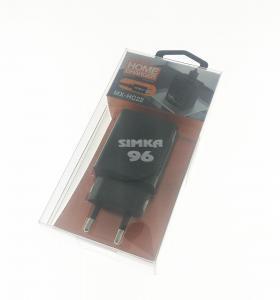 СЗУ 2 в 1 MOXOM HC-22 MicroUSB 2.4A