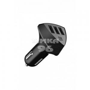 АЗУ  3 выхода USB 4.2A Car Charger
