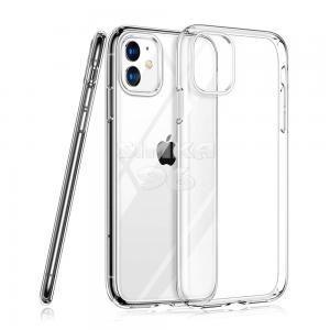 Чехол задник для iPhone 11 гель плотный прозр.