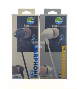 Наушники вакуумные с микрофоном Blue Spectrum M-12