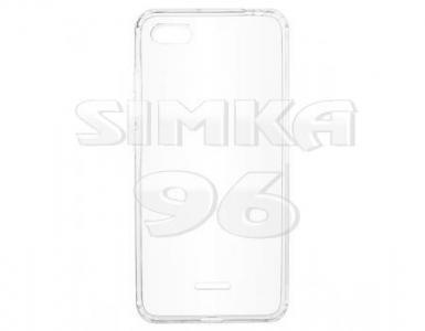 Чехол задник для Xiaomi Redmi 6A гель прозр. плотный