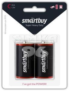Батарейка  LR14 1,5V (соль блистер 2шт)