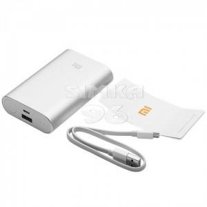 Портативное зарядное устройство Mi Power Bank 10000 mAh Original(2)