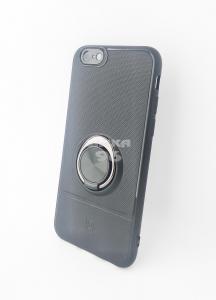 Чехол задник для iPhone 7 силикон iFace (кольцо+магнит)