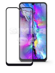 Защитное стекло для Samsung А20S 3D техупаковка