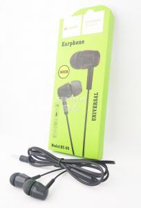 Наушники Ecusin EC-05 вакуумные с микрофоном