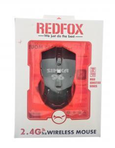 Мышь беспроводная игровая Redfox