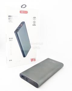 Портативное зарядное устройство  Power Bank  BYZ W6 10000 mAh