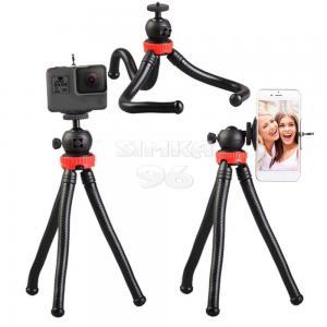 Штатив для телефона/фотоаппарата 30см гибкий