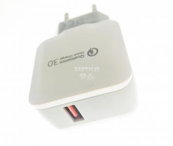 СЗУ  1 выход USB 3.0A UNION CH032