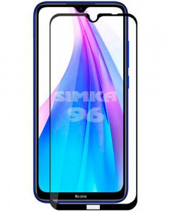 Защитное стекло для Xiaomi Redmi 8 5D техупаковка