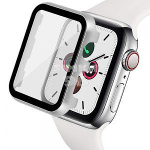 Защитное стекло + бампер для Apple Watch 44мм