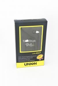 Наушники Union UN-Q7 вакуумные с микрофоном