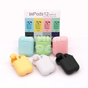 Наушники Bluetooth inPods 12 (цветные)