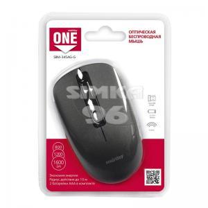 Мышь беспроводная Smartbuy ONE SBM-345AG-К