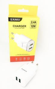 СЗУ KAKU KSC-367 2 выхода USB 2.4А