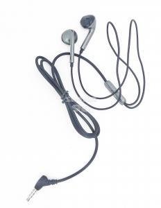 Наушники REMAPLUS R9 не вакуумные с микрофоном