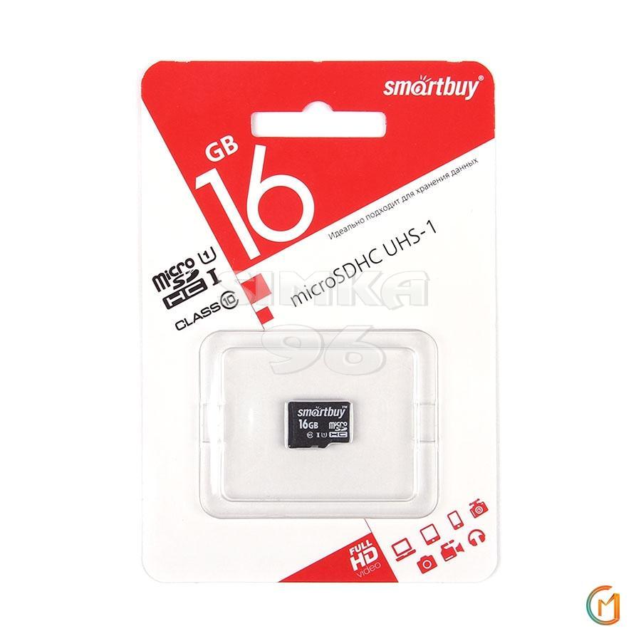 MicroSD  Smartbuy 16Gb  10 Class